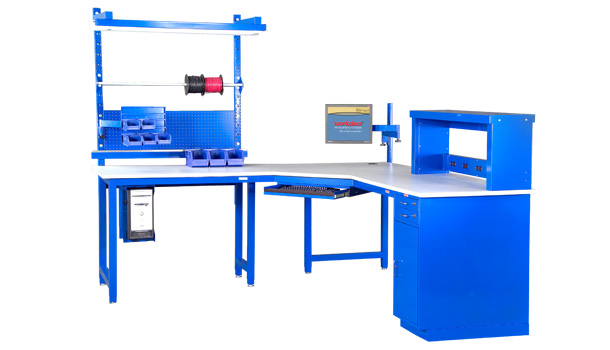 Assembly Tables Workstations : Packaging and assembly tables photo gallery