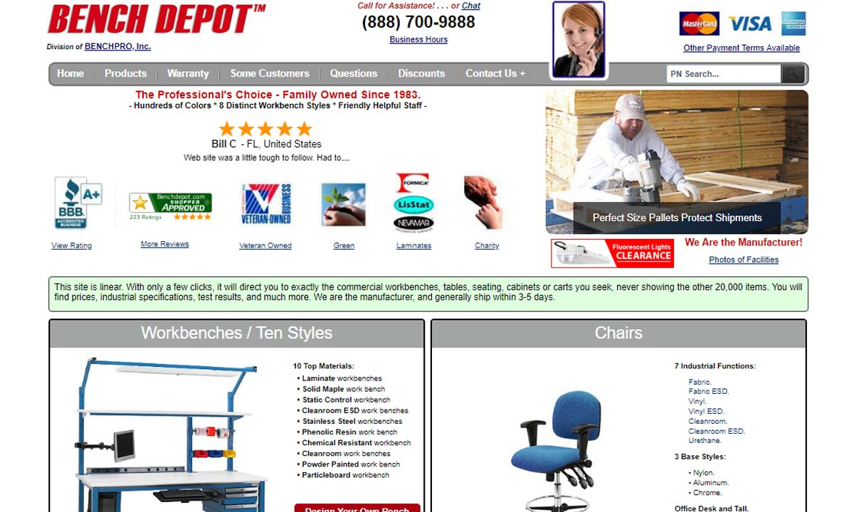 Magnificent More Work Bench Manufacturer Listings Caraccident5 Cool Chair Designs And Ideas Caraccident5Info