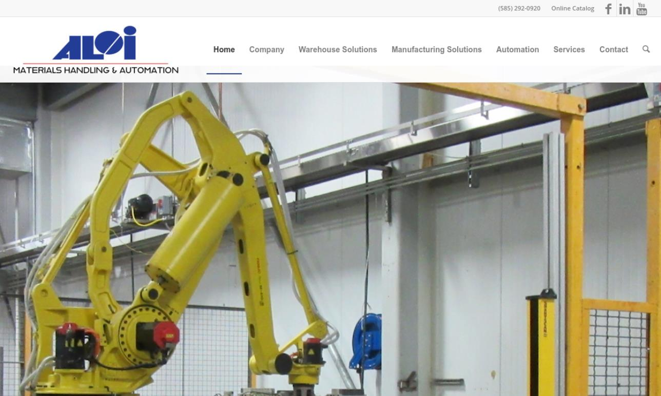 Aloi Materials Handling and Automation