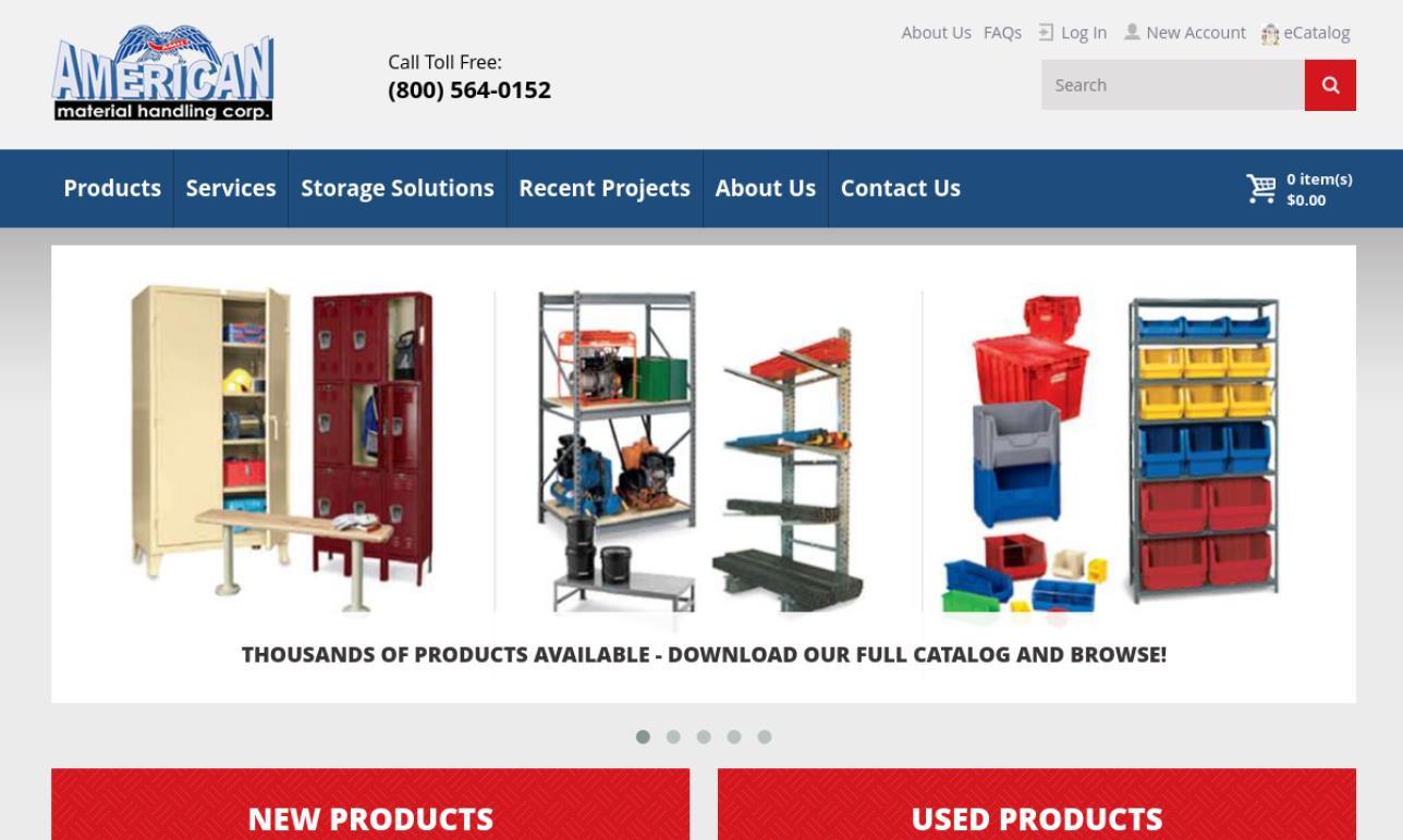 American Material Handling Corp.
