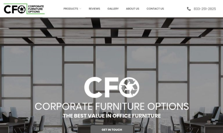 Corporate Furniture Options