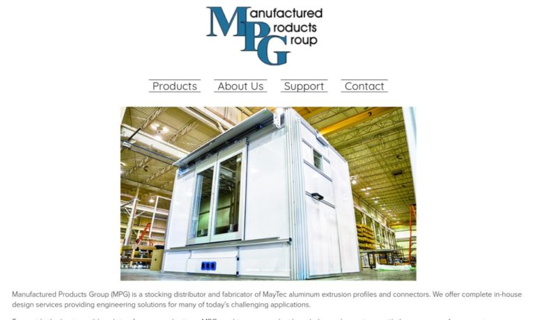 Manufactured Products Group