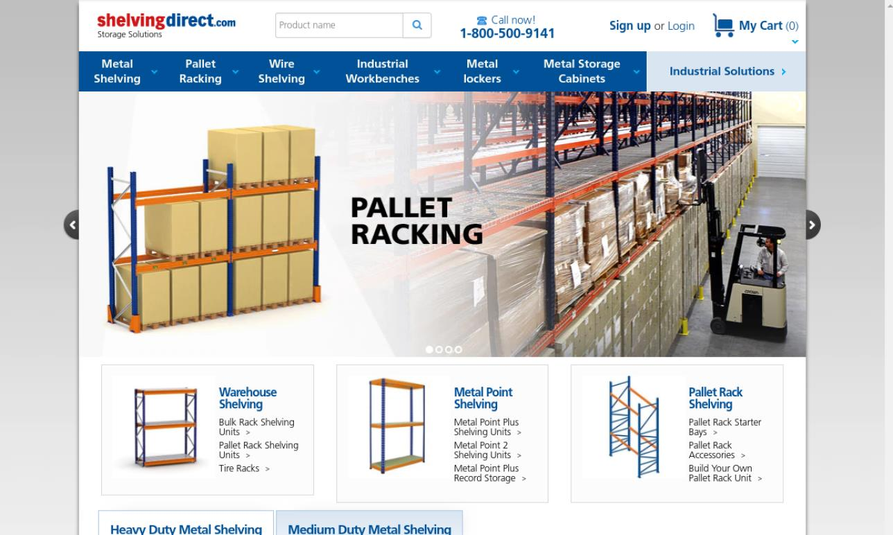 Shelving Direct®