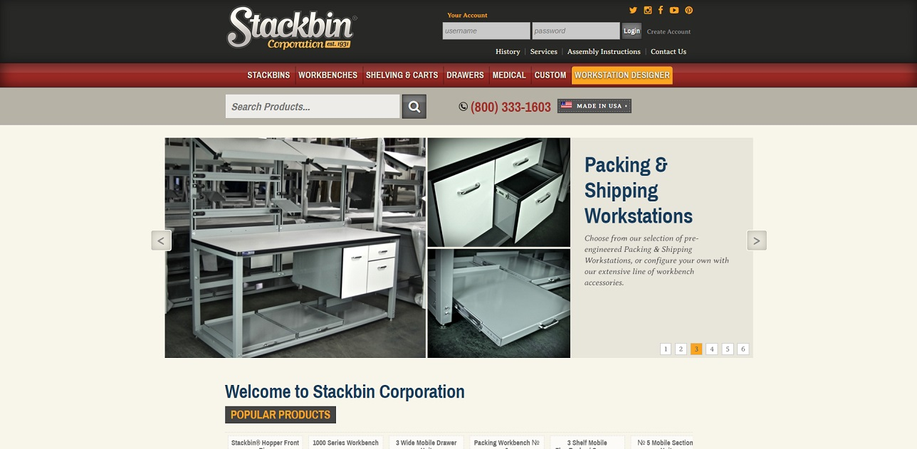 Stackbin Corporation